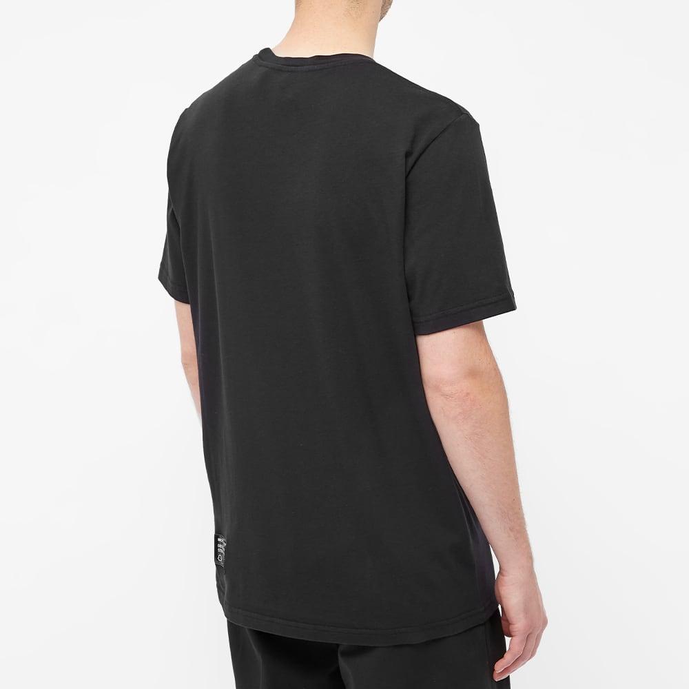 Moncler Genius - 7 Moncler FRGMT Hiroshi Fujiwara Souvenir Tee - Black