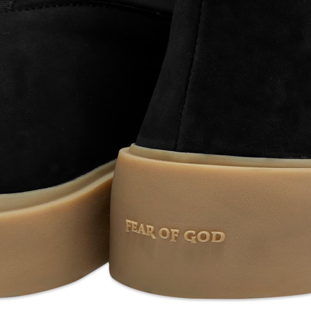 Fear of God Polar Wolf Boot - Black