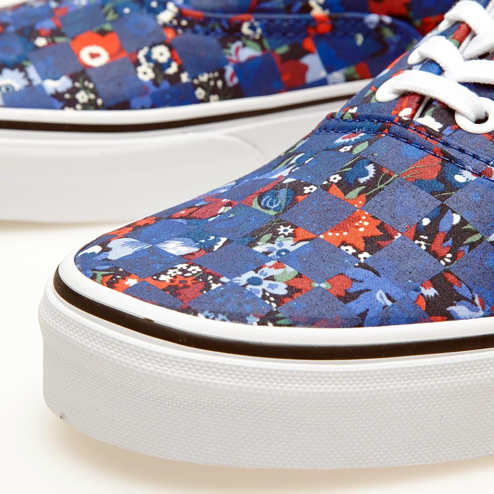 Vans x Liberty Era Floral \u0026 Checker | END.