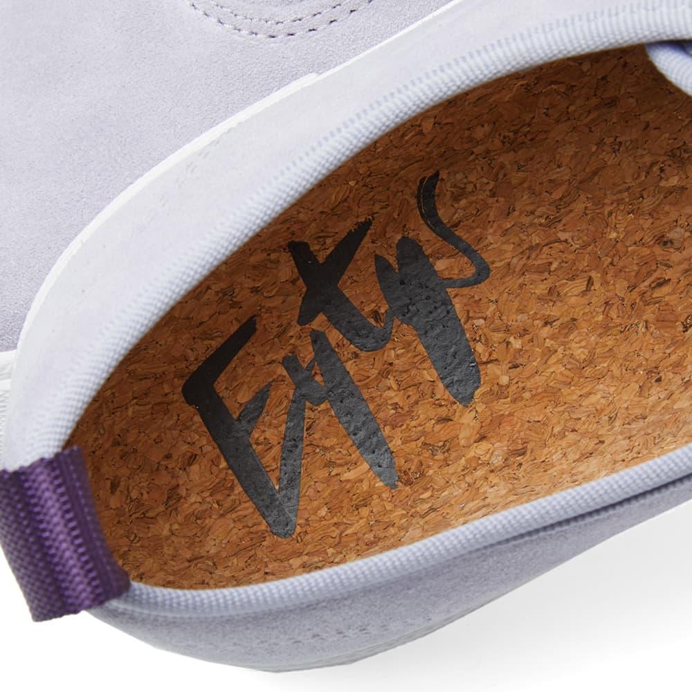 Eytys Mother Suede Sneaker - Lavender
