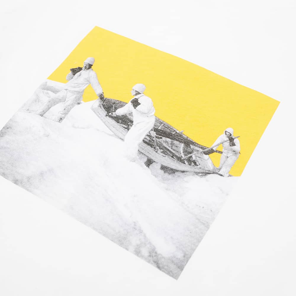 Norse Projects Niels Säljägarna Tee - White