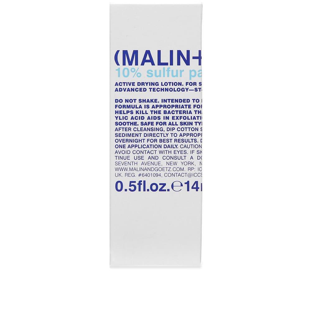 Malin + Goetz 10% Sulphur Paste - 14ml