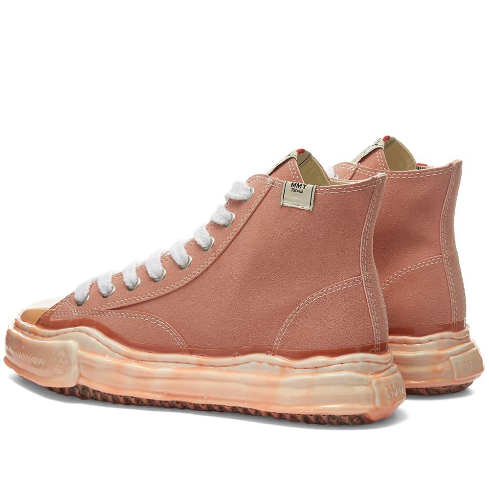 Maison MIHARA YASUHIRO Original Sole Dip Hi Sneaker - Pink