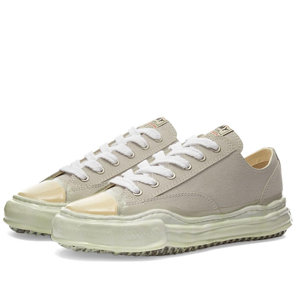 Maison MIHARA YASUHIRO Original Sole Dip Lowcut Sneaker - White
