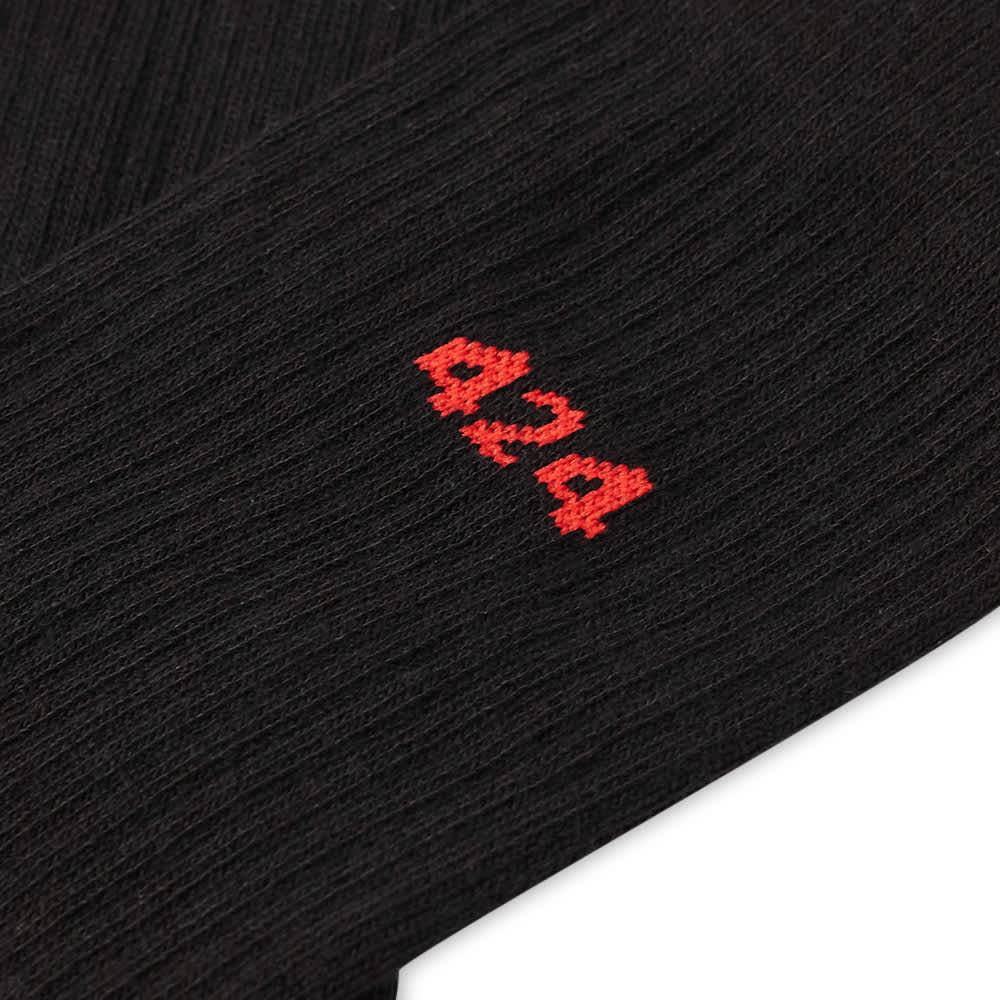 424 Alias Sock - Black