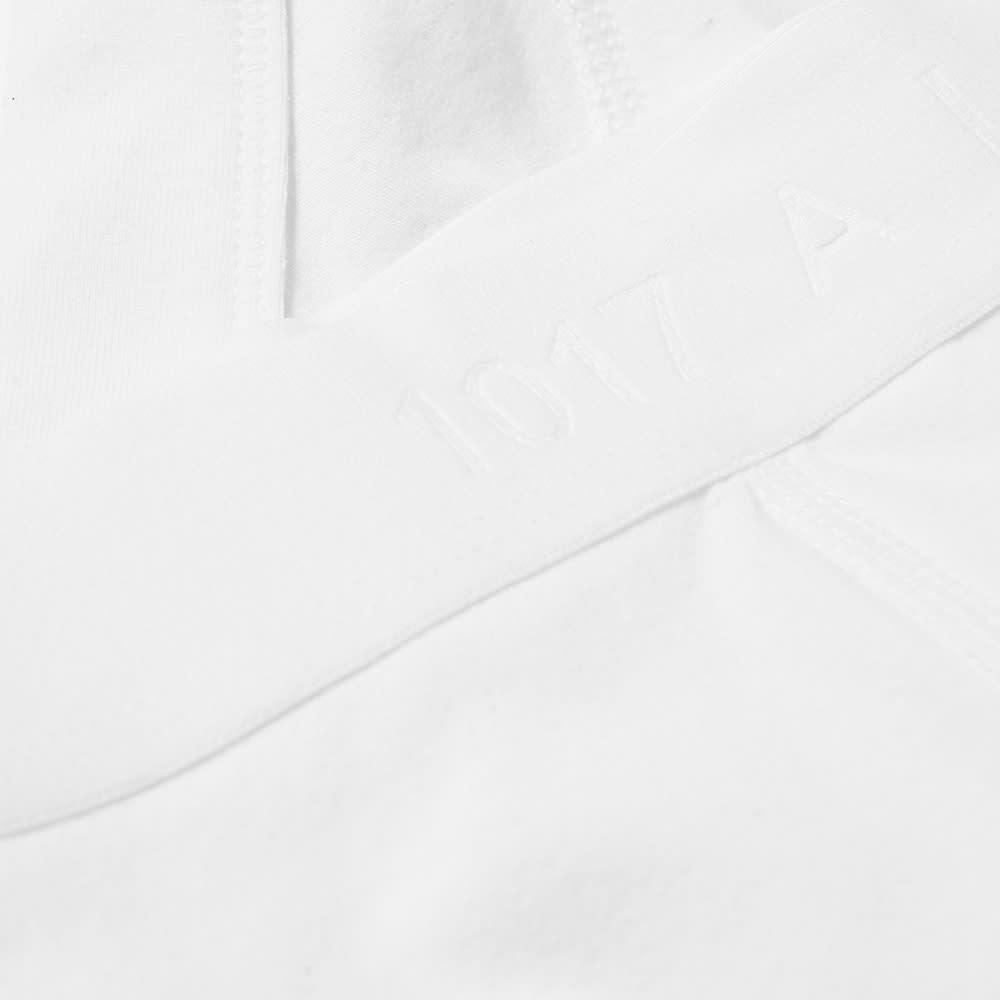 1017 ALYX 9SM Mens Boxer Short - 3 Pack - White