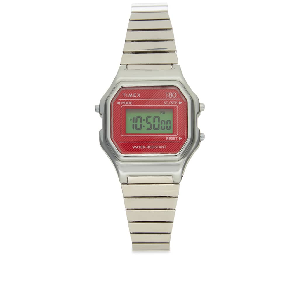 Timex Archive T80 Mini Digital Watch - Pink