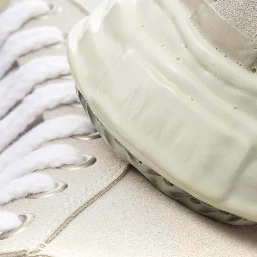 Maison MIHARA YASUHIRO Original Sole Dip Hi Sneaker - White