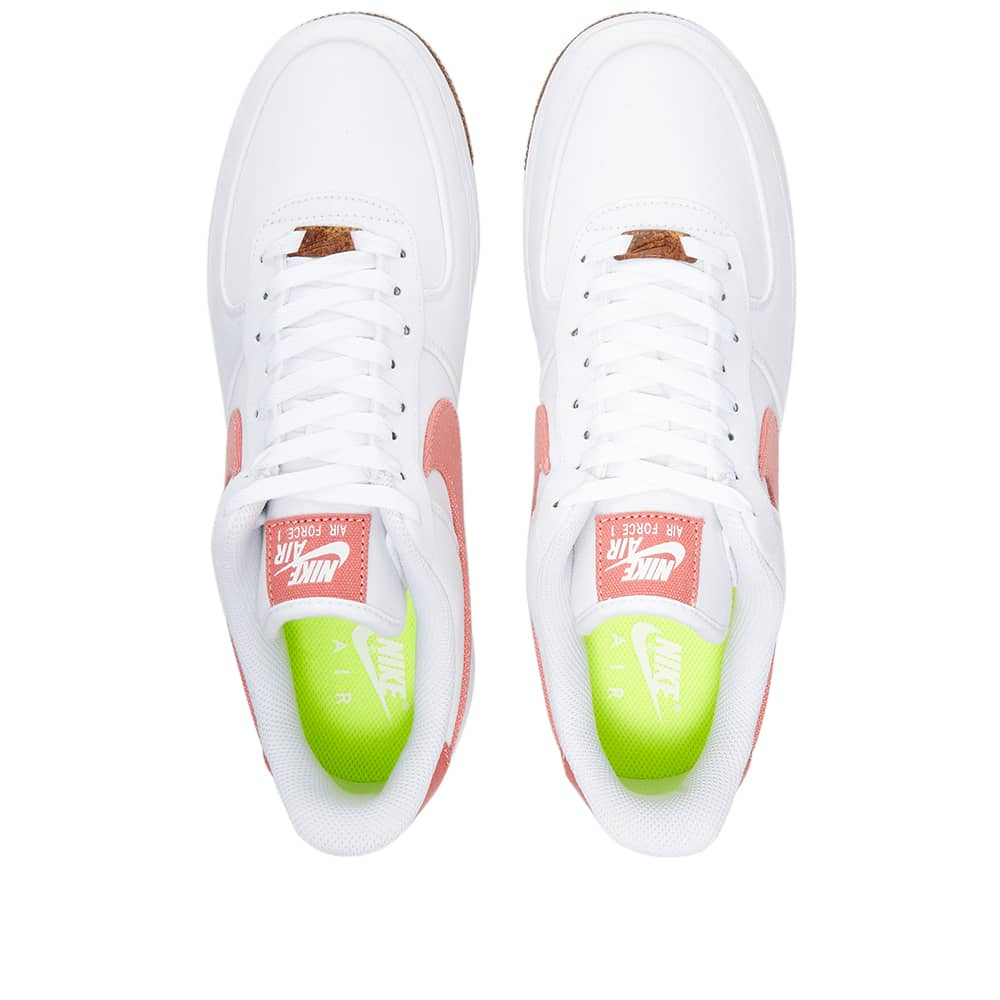 Nike Air Force 1 07 M2Z2 W - White & Light Sienna
