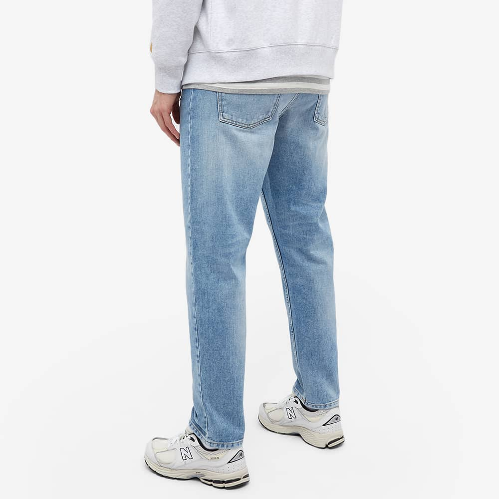 Carhartt WIP Newel Relaxed Tapered Jean - Blue Light Used Wash