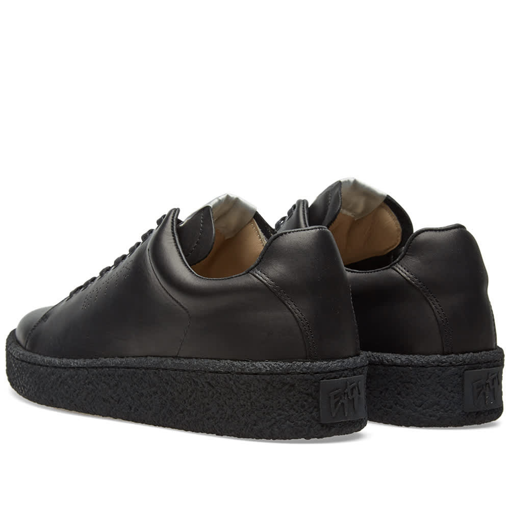 Eytys Ace Leather Sneaker Black | END.