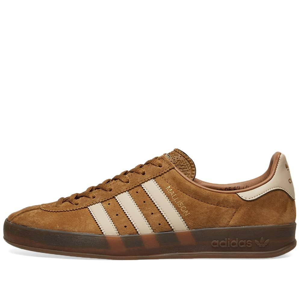 Adidas Mallison SPZL Brown | END.