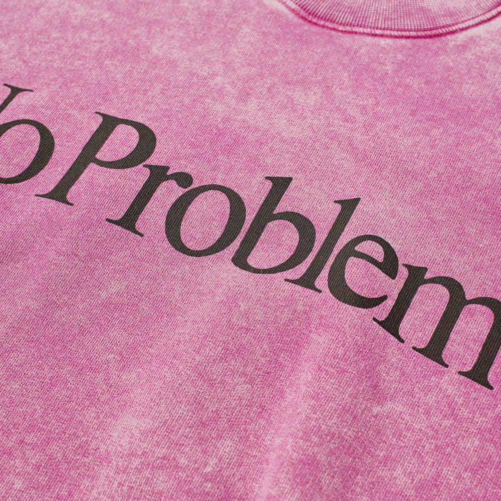 Aries No Problemo Crew Sweat - Aster