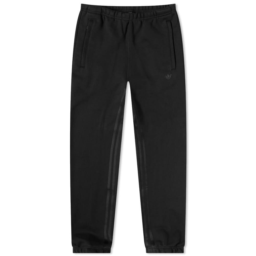 Adidas Blue Version Essentials Sweatpant - Black