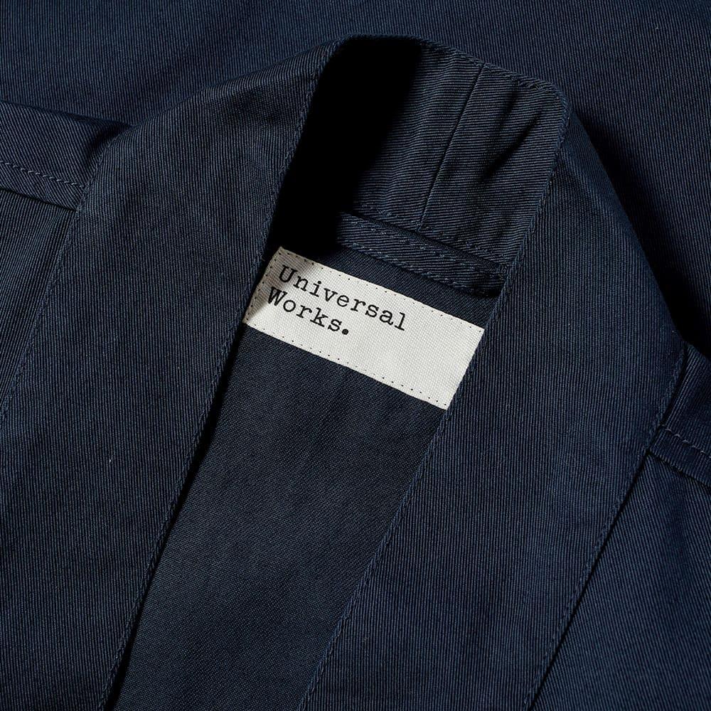 Universal Works Kyoto Work Jacket - Navy
