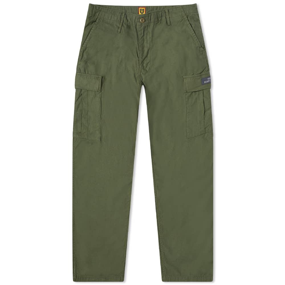 Human Made Cargo Pants - Olive Drab