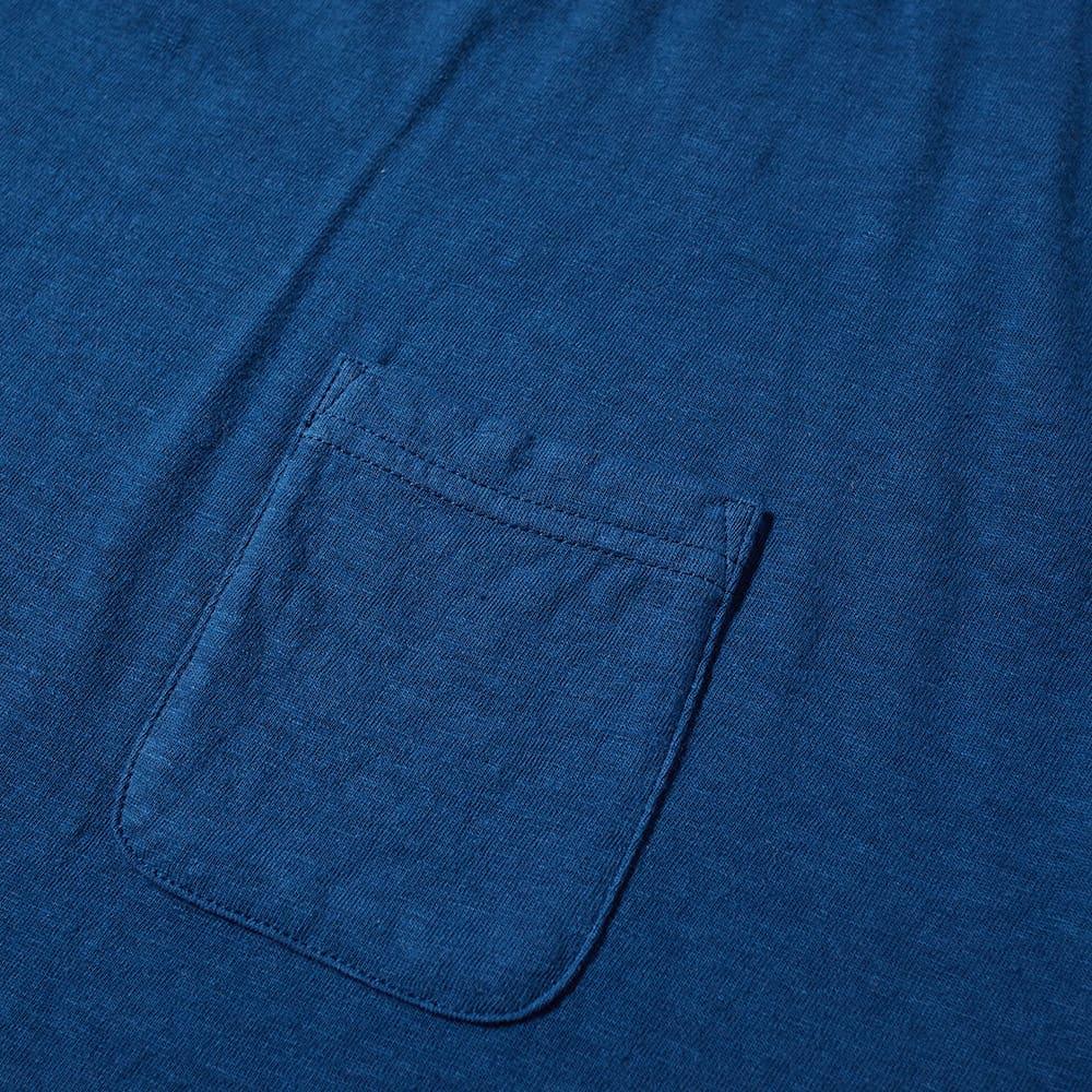 Visvim Sublig Jumbo 3-Pack Tee - Beige, Khaki & Navy