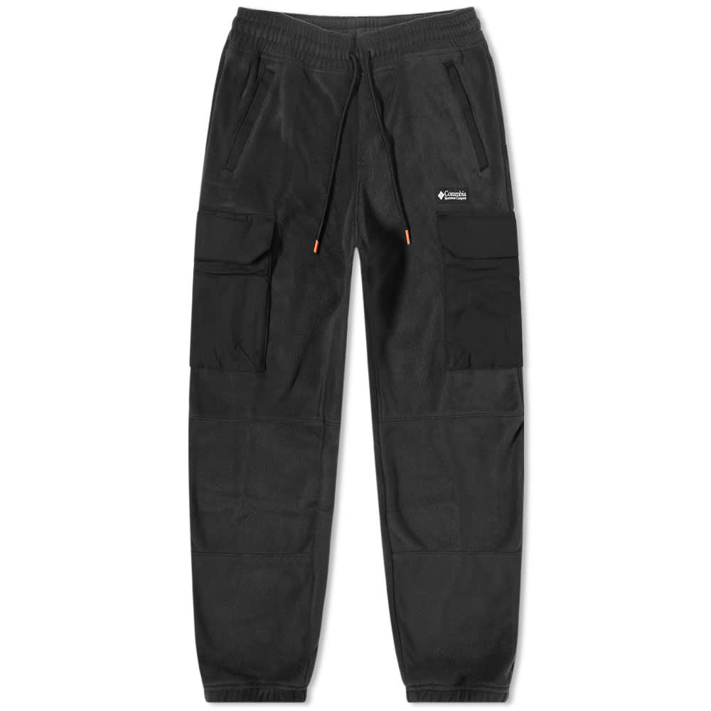 Columbia Field Roc Backbowl Fleece Pant - Black
