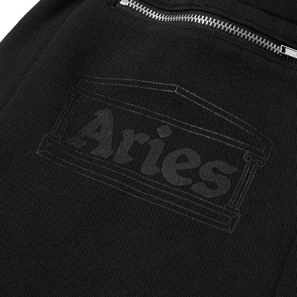 Aries Premium Temple Sweat Pant - Black