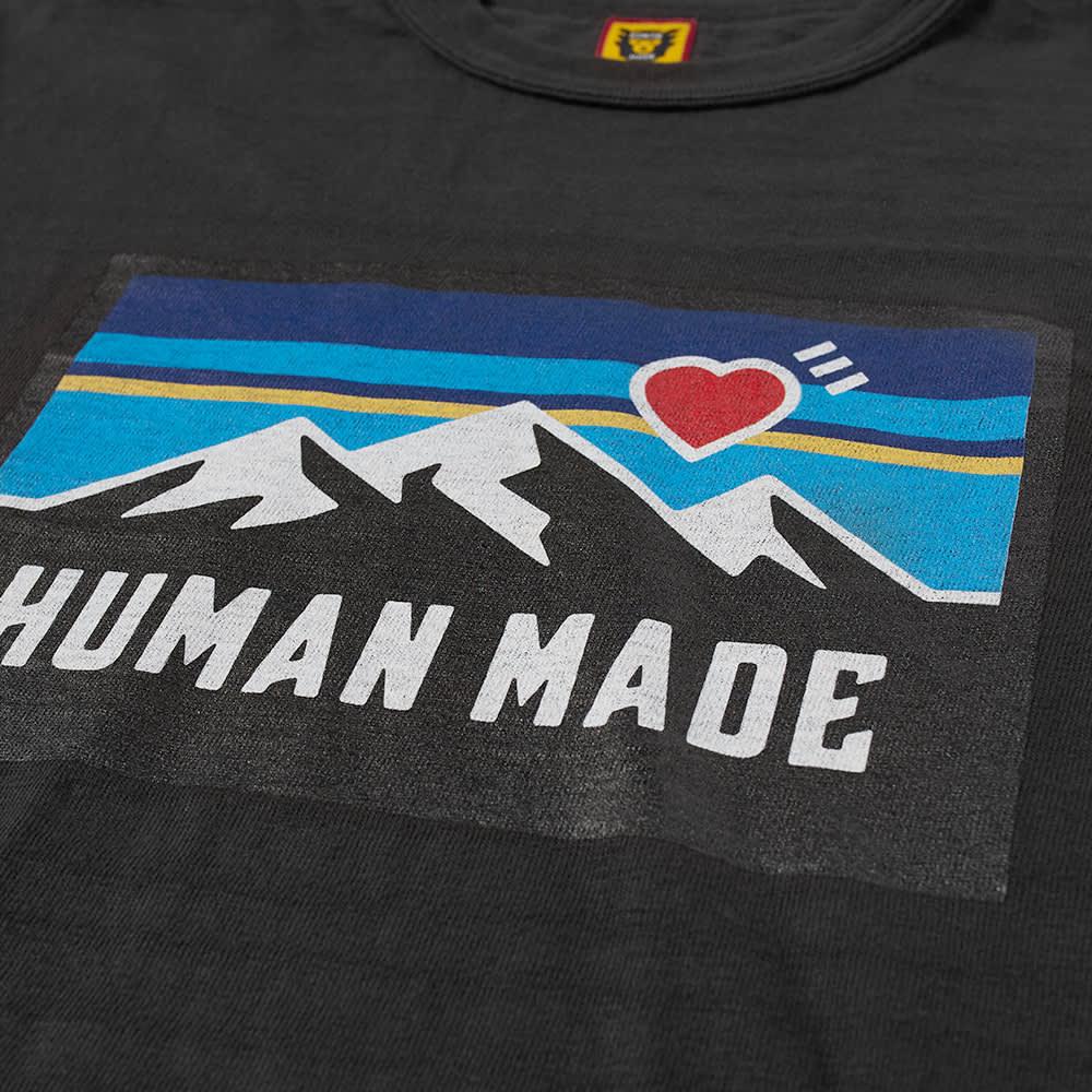 Human Made Mountain Tee - Black