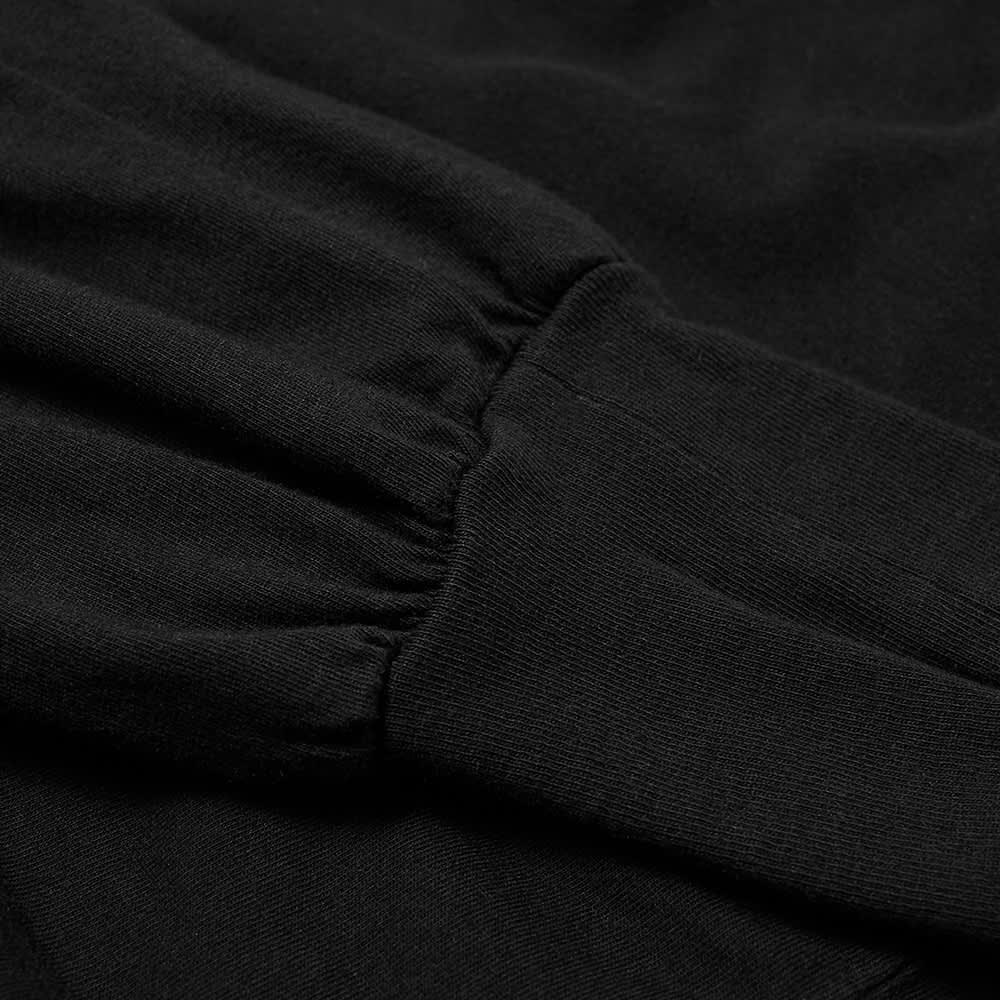 Rick Owens DRKSHDW Lightweight Layered Logo Hoody - Black