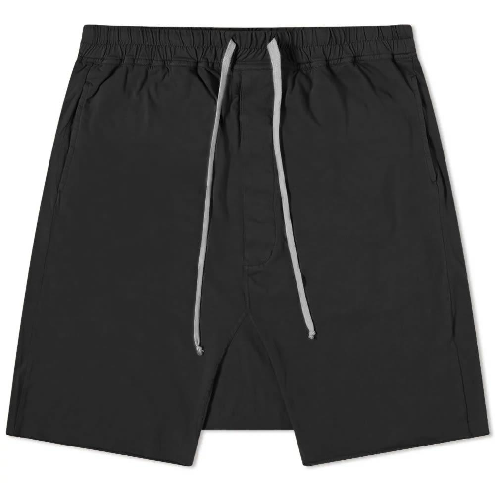 Rick Owens DRKSHDW Lightweight Drawstring Pods Shorts - Black