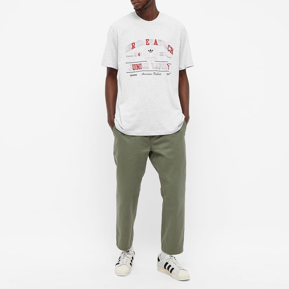 Adidas Collegiate Tee - Grey