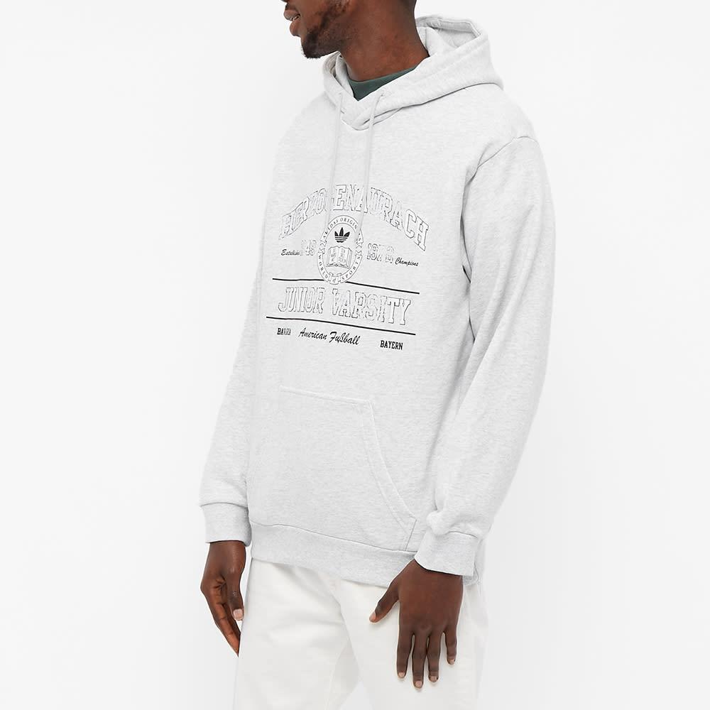 Adidas Collegiate Hoody - Grey