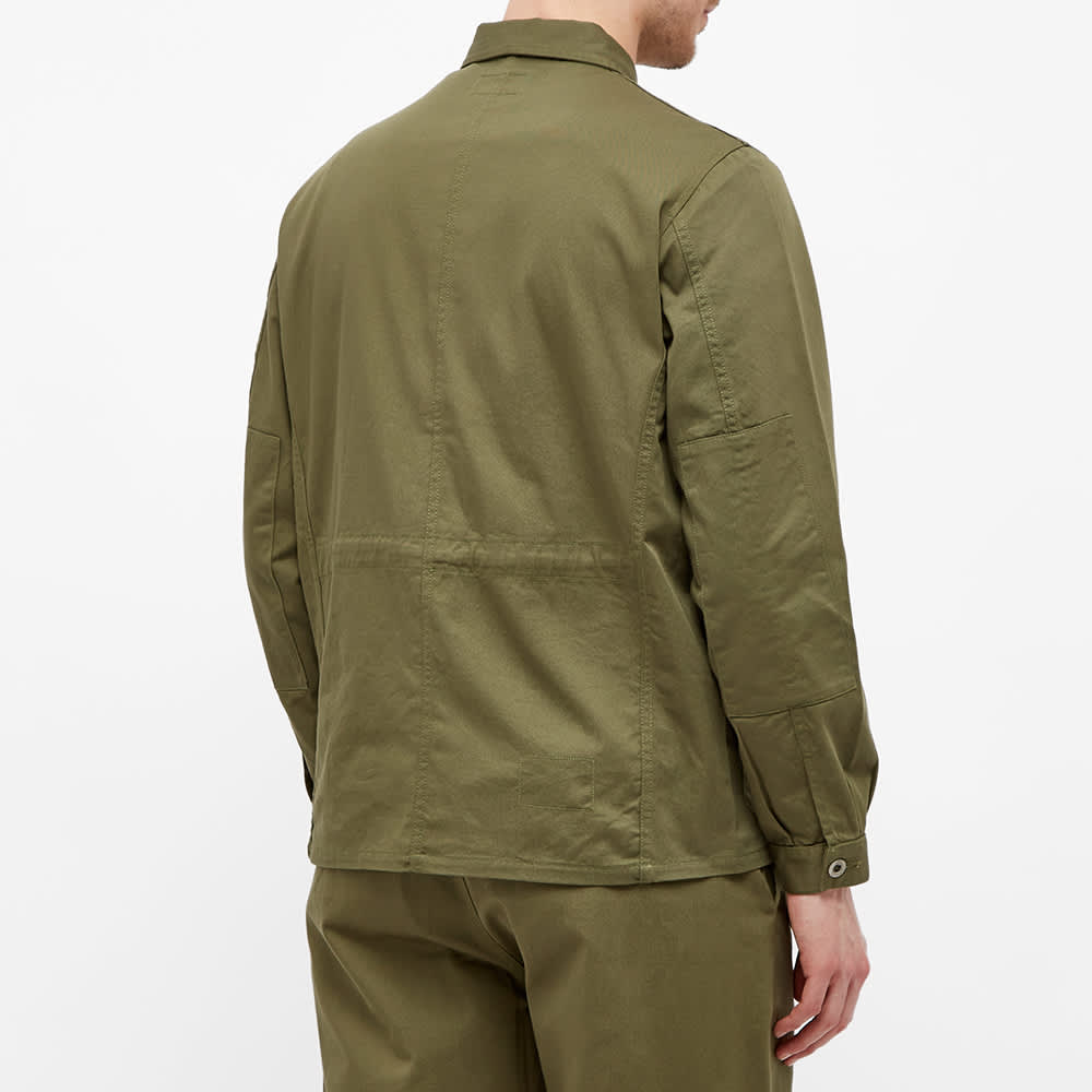 Universal Works MW Fatigue Jacket - Light Olive