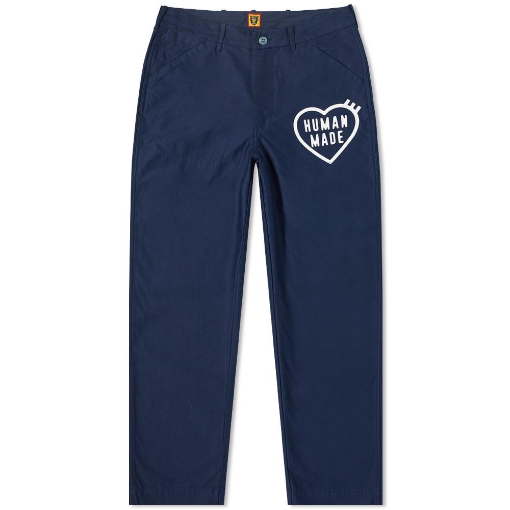 Human Made Heart Chino - Navy