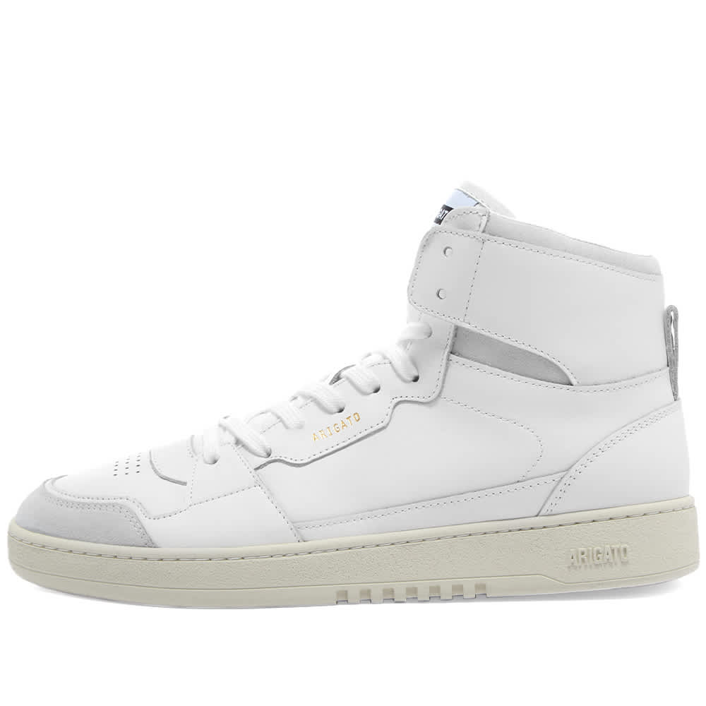 Axel Arigato Ace Hi Sneaker - White & Grey