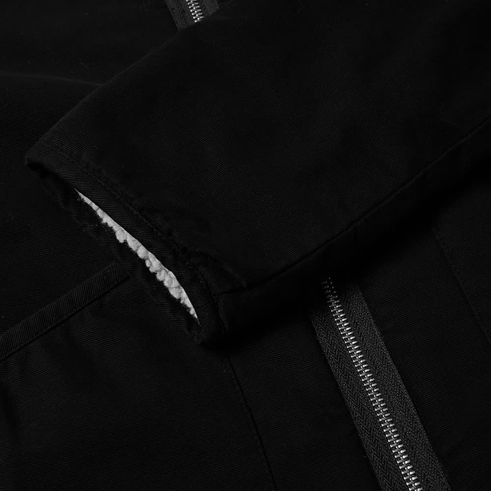 Universal Works Reversible Military Liner Jacket - Black