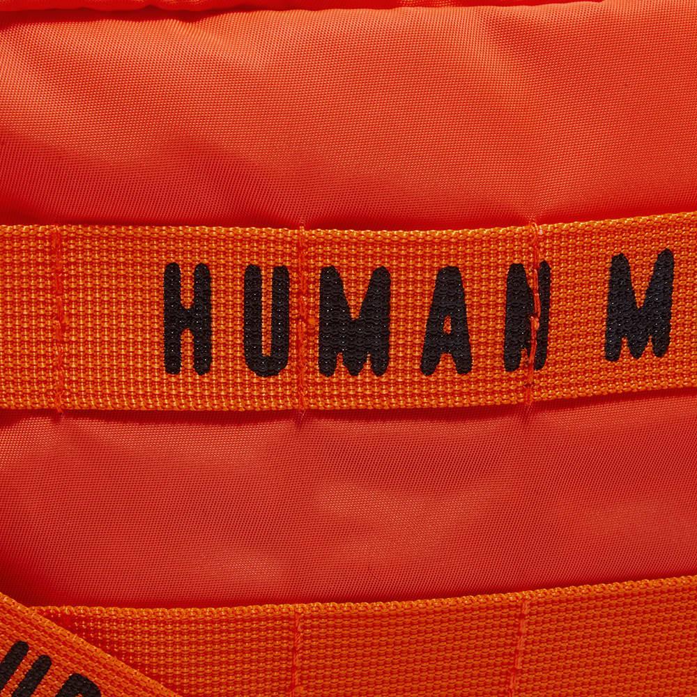Human Made Medium Military Waist Bag - Orange