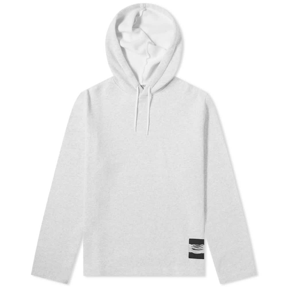 Our Legacy Loose Popover Hoody - Grey