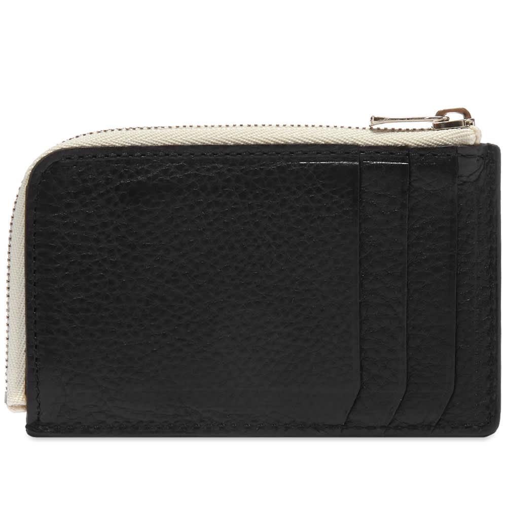 Hender Scheme Utility L Zip Wallet - Black