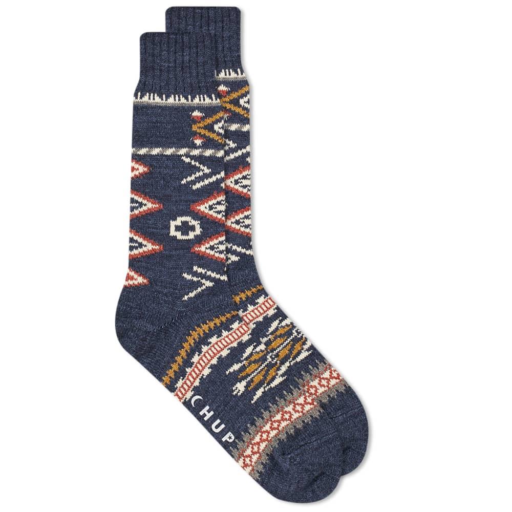 Chup Ganado Sock - Indigo