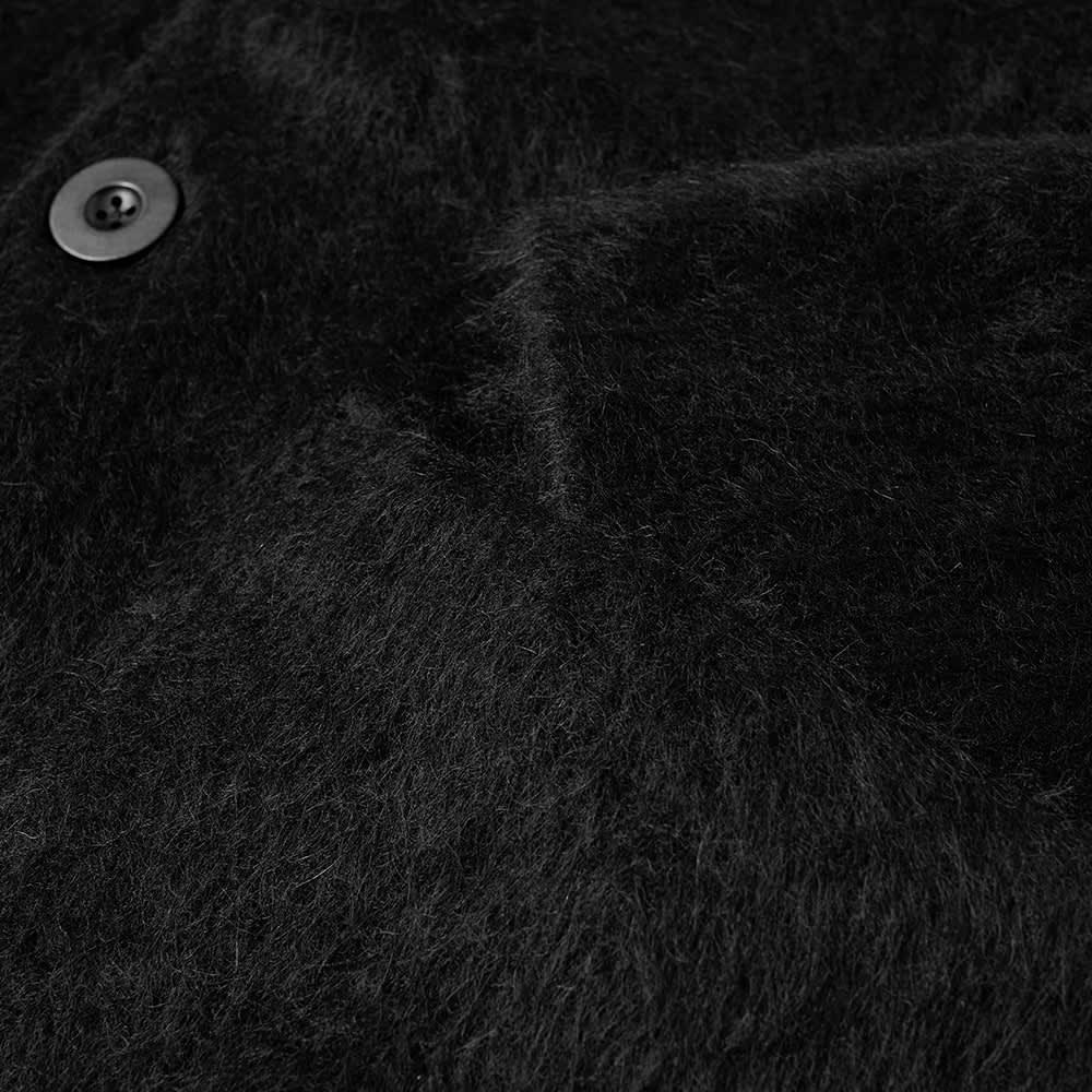Our Legacy Mohair Cardigan - Black Mohair
