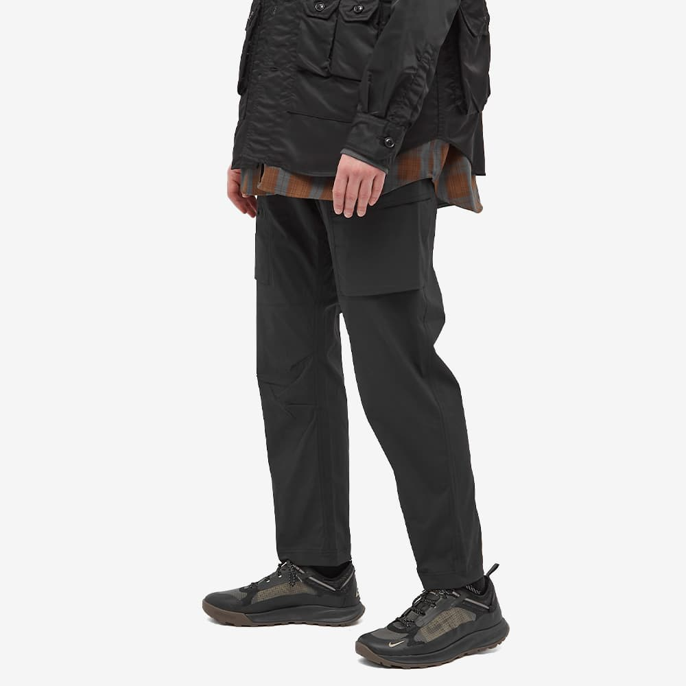 Goldwin Cordura® Stretch Cargo Pants - Black