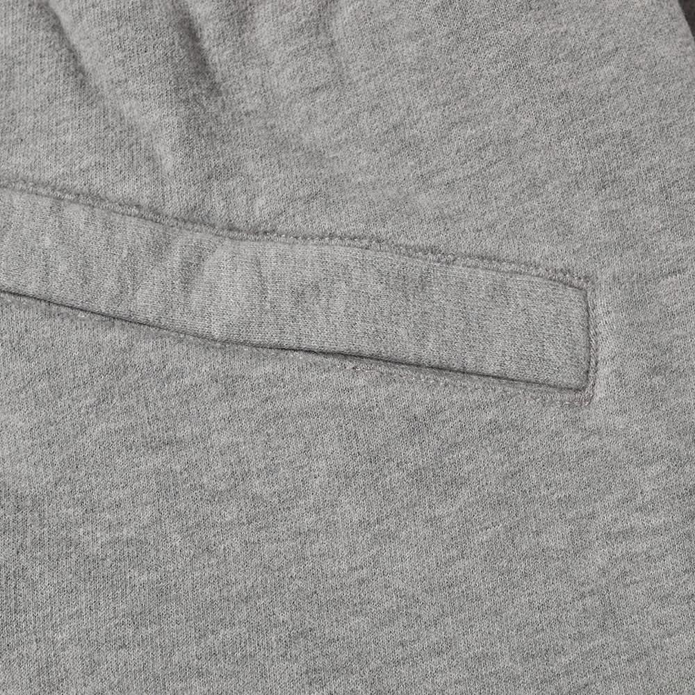 Stone Island Garment Dyed Short - Grey Melange