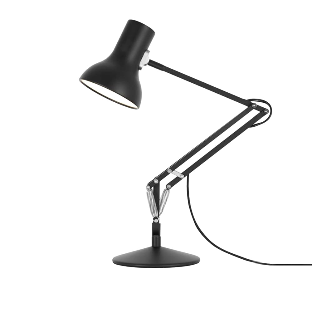 Anglepoise Type 75 Mini Desk Lamp - Black