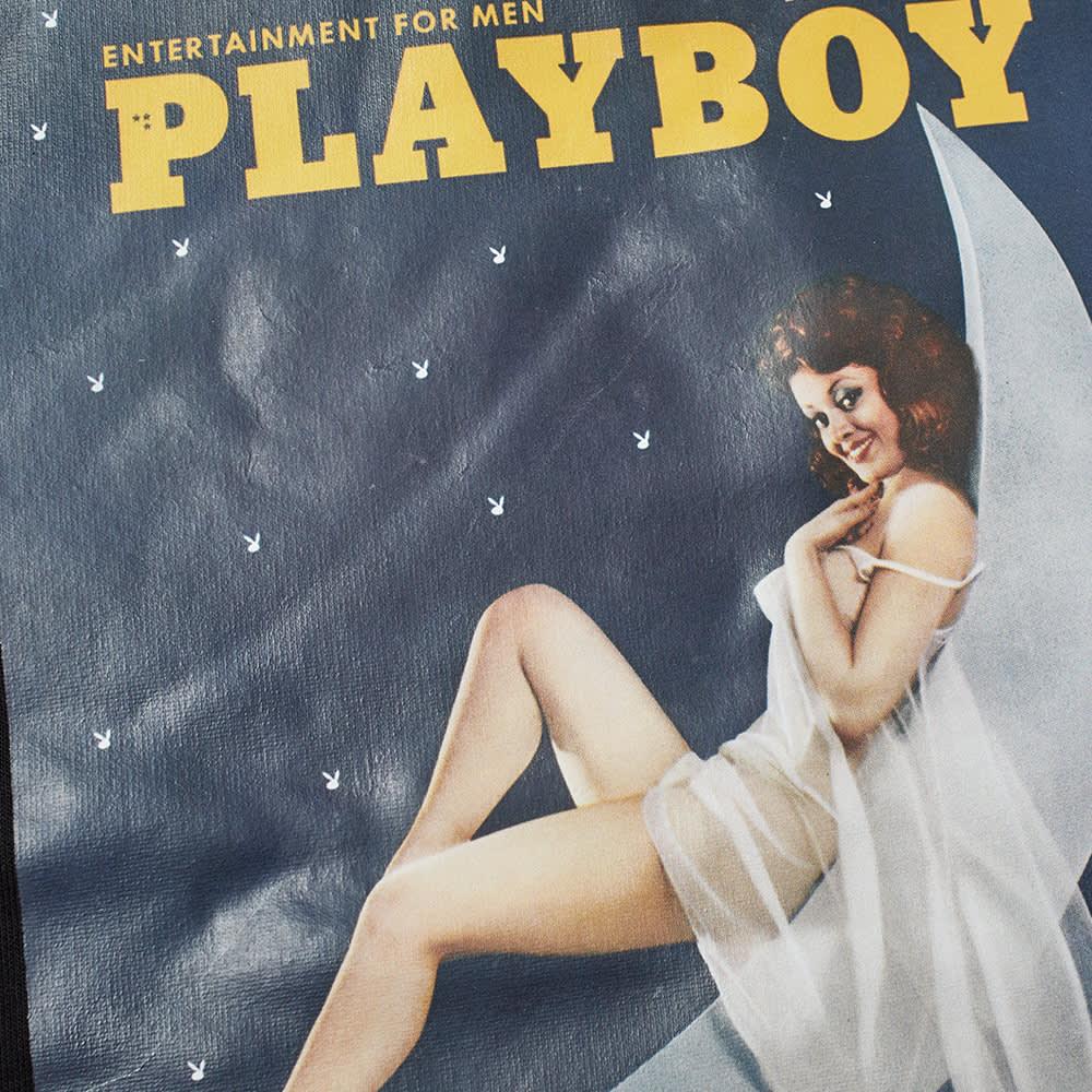 Soulland x Playboy December 1973 Hoody - Black