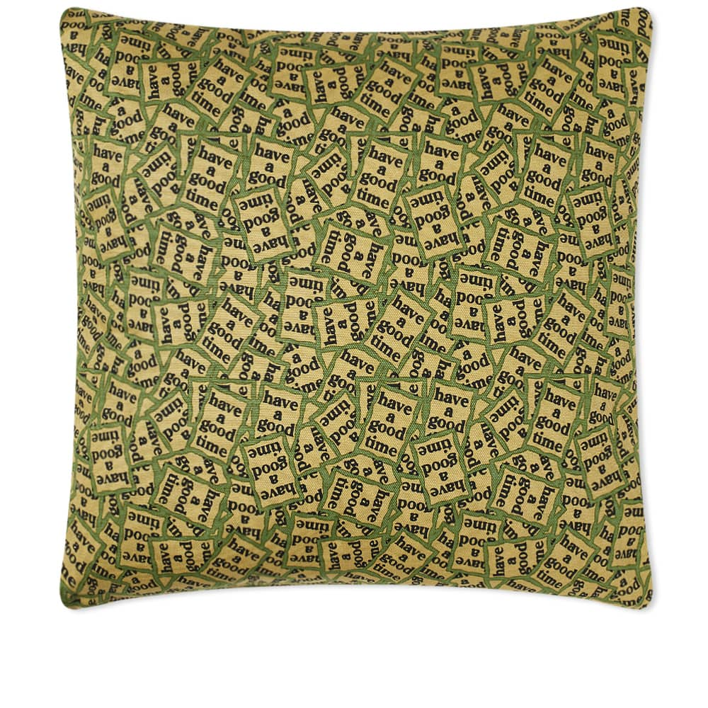 Medicom x Have A Good Time Square Cushion Cover & Pillow - Multi
