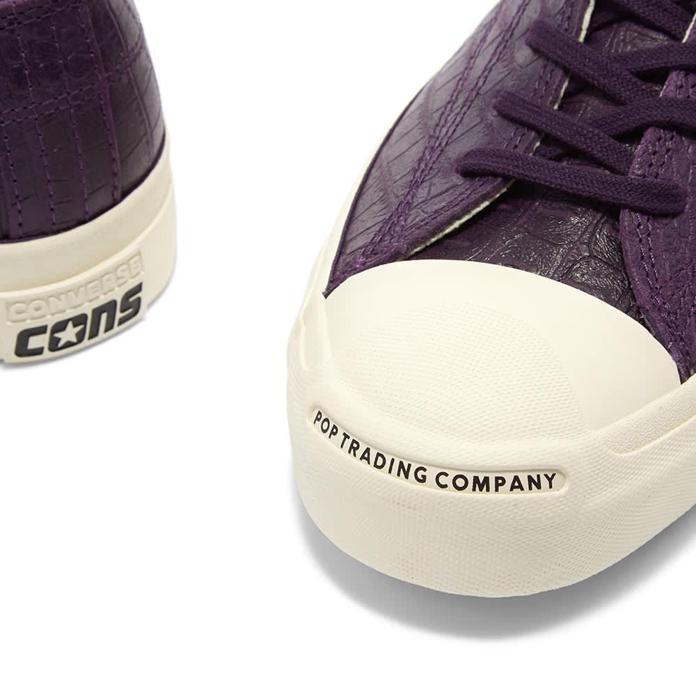 Converse x Pop Trading Company Jack Purcell Ox - Grand Purple
