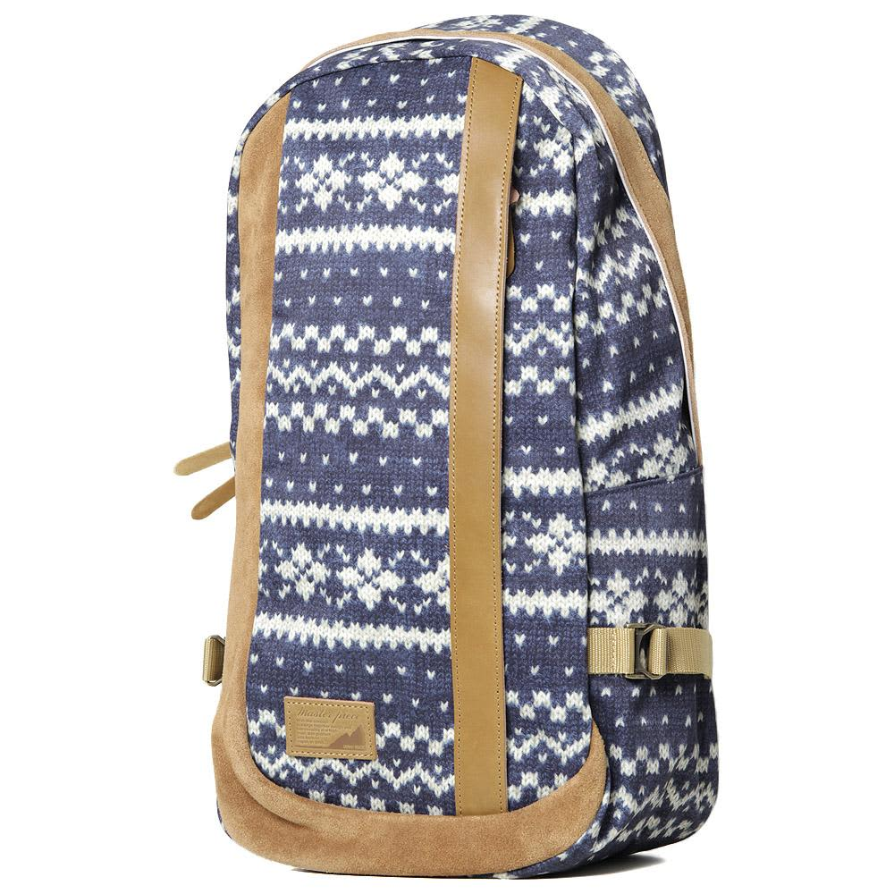Master-Piece Indy-DP Back Pack - navy