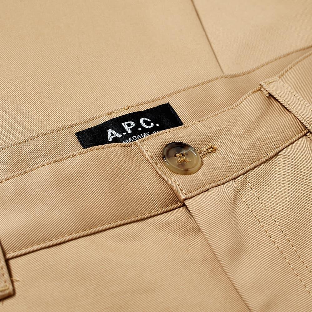 A.P.C. Classic Chino - Beige Gabardine