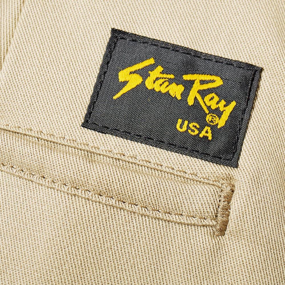 Stan Ray Easy Chino - Khaki Twill