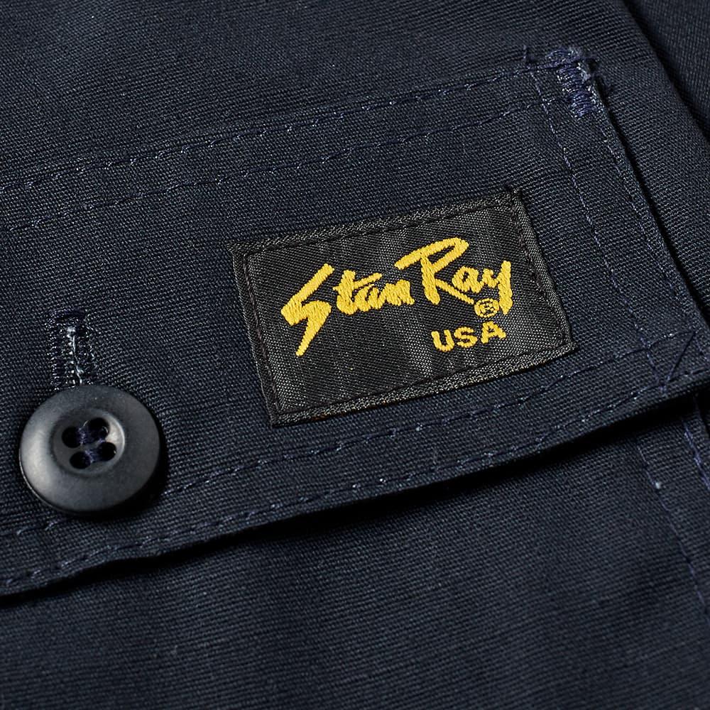 Stan Ray Fatigue Short - Navy Ripstop