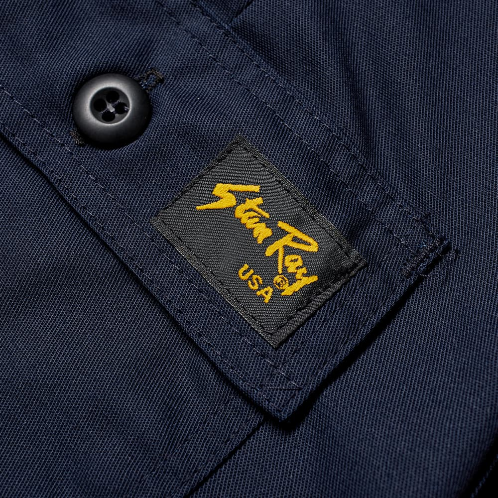 Stan Ray Taper Fit 4 Pocket Fatigue Pant - Navy Twill