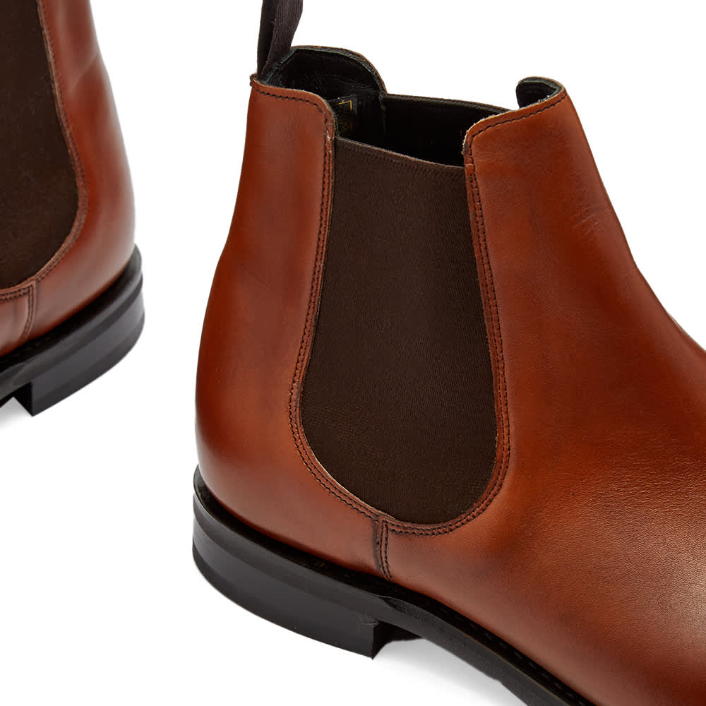 Church's Prenton Calf Skin Chelsea Boot - Walnut