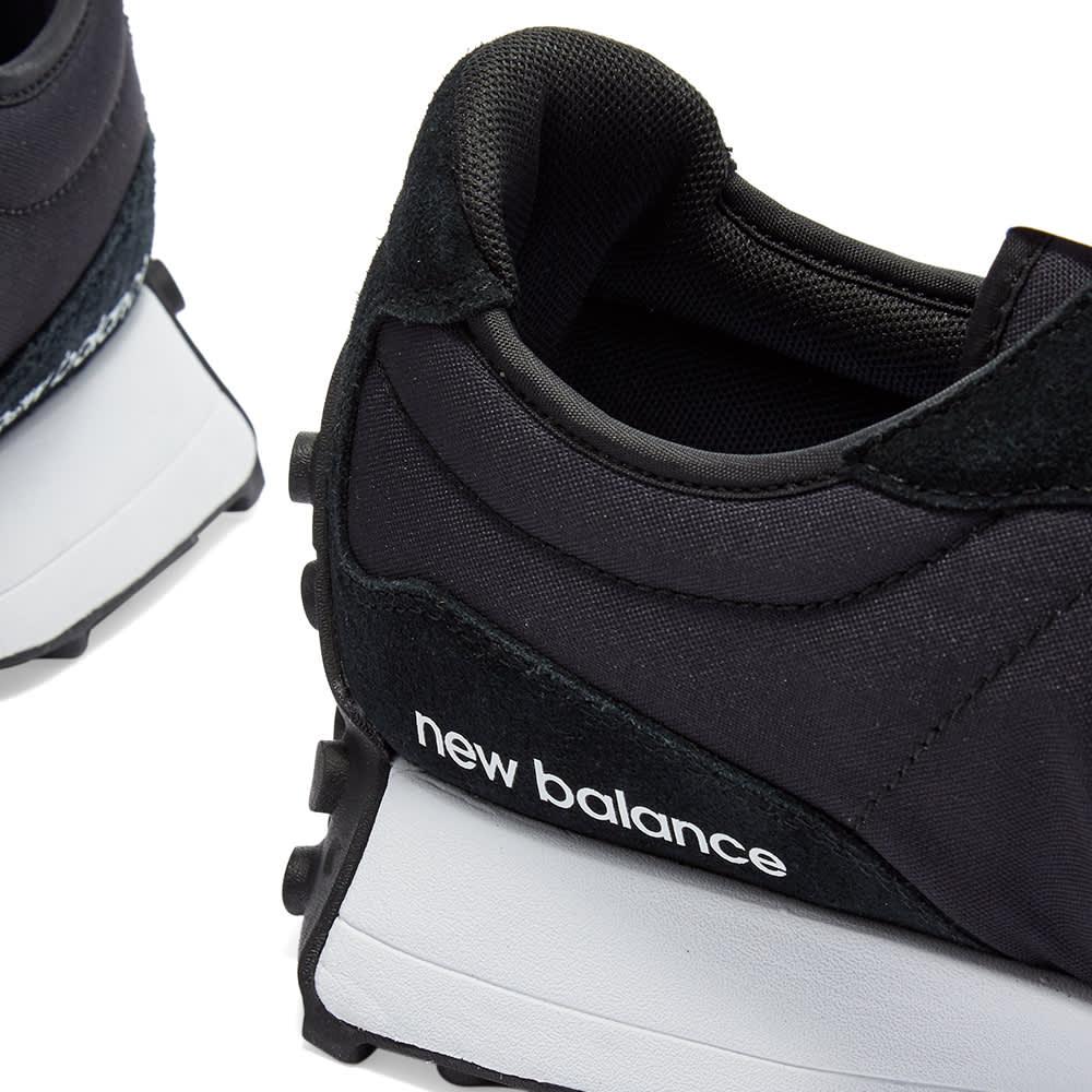 New Balance MS327CPg - Black & White